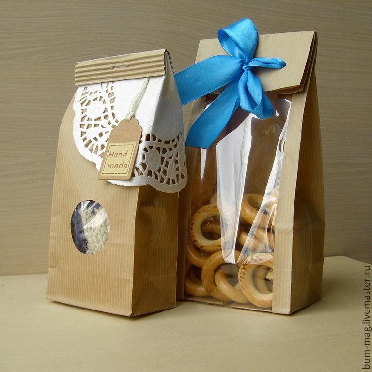 Упаковка для орехов своими руками
