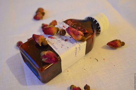 """Тоники ручной работы. Ярмарка Мастеров - ручная работа. Купить """"Дыхание розы"""" увлажняющий тоник с гиалуроновой кислотой. Handmade. Белый"""