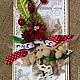 """Открытки к Новому году ручной работы. Ярмарка Мастеров - ручная работа. Купить Серия открыток """"Новогоднее настроение"""". Handmade. открытки"""