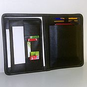 Сумки и аксессуары handmade. Livemaster - original item Organizer: Leather folder 183. Handmade.