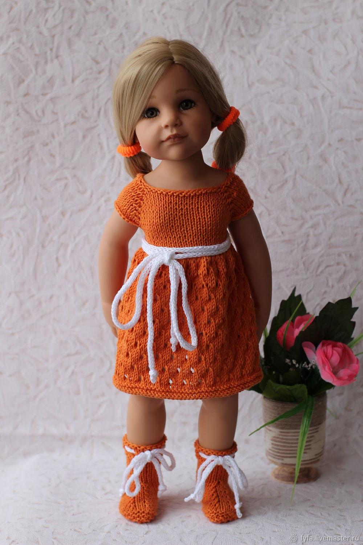 Одежда для кукол Готц 46 - 50 см, Одежда для кукол, Самара,  Фото №1