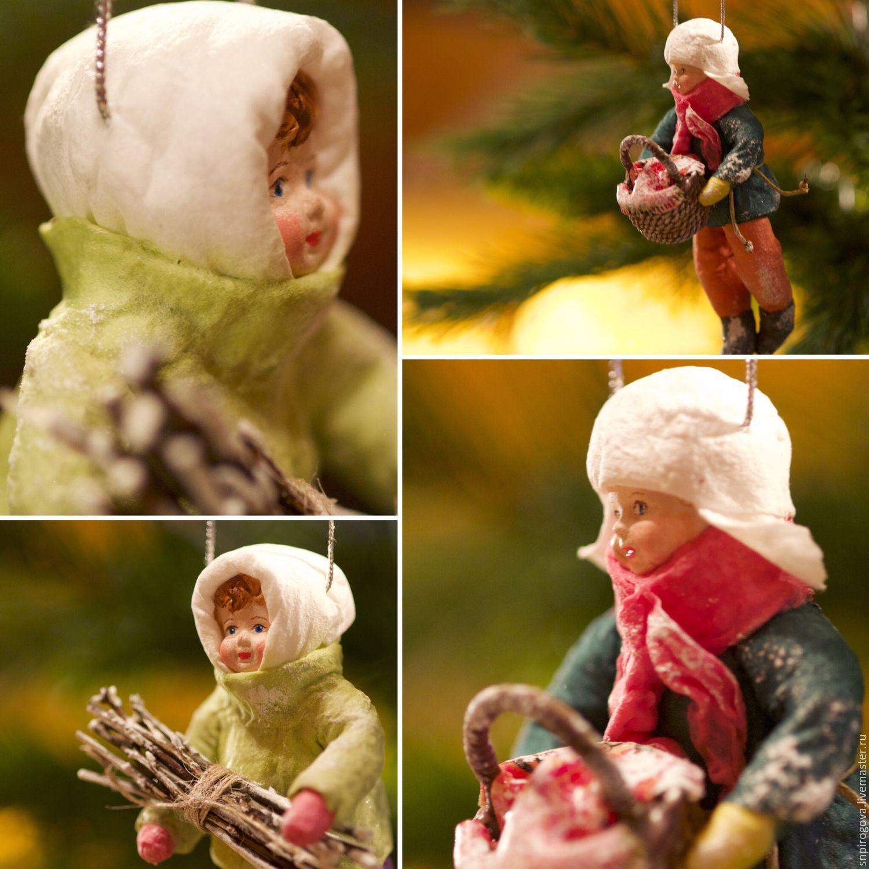 "Copy of Christmas toys, Christmas toys Cotton ""Grandma bagels"", Toys, Ivanovo, Фото №1"