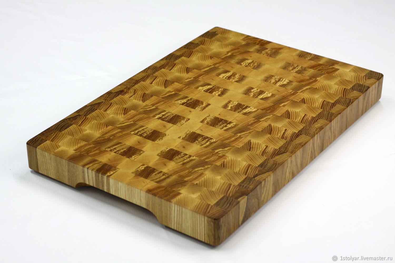 End cutting Board №91, Cutting Boards, Orekhovo-Zuyevo,  Фото №1