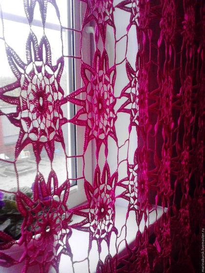 Текстиль, ковры ручной работы. Заказать Штора