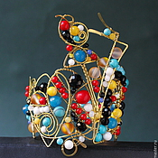 Украшения handmade. Livemaster - original item the Metropolis bracelet. Handmade.