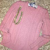 Одежда ручной работы. Ярмарка Мастеров - ручная работа Розовый снег. Handmade.