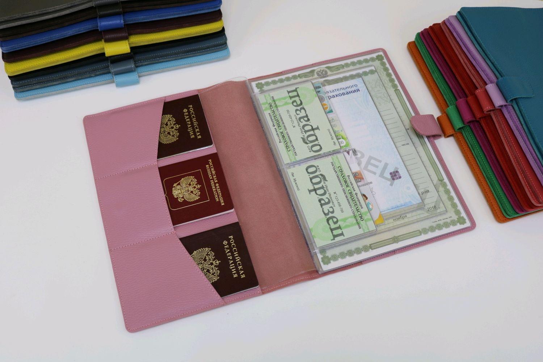A4 document organizer pink, Folder, Moscow,  Фото №1