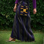 Одежда ручной работы. Ярмарка Мастеров - ручная работа Юбка Oriental. Handmade.