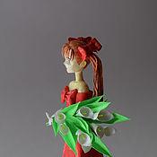 Куклы и игрушки ручной работы. Ярмарка Мастеров - ручная работа Sana Kurata из аниме Kodomo no Omocha. Handmade.