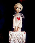 """Куклы и игрушки ручной работы. Ярмарка Мастеров - ручная работа """"Прибытие..."""". Handmade."""
