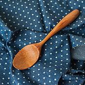 Посуда handmade. Livemaster - original item Soup spoon. Handmade.