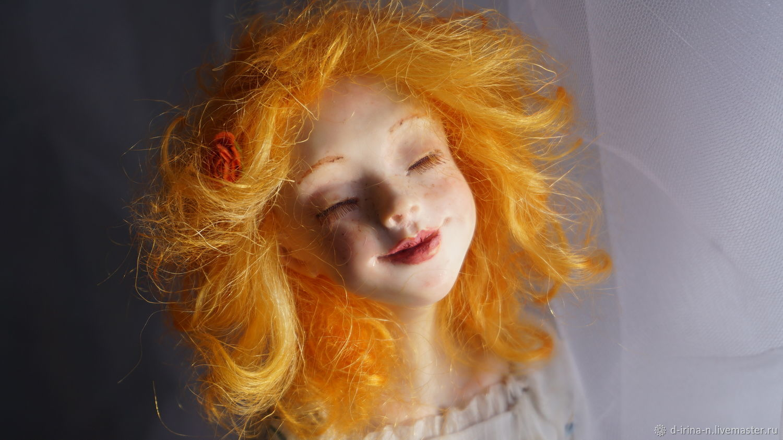 Интерьерная кукла Блаженство, Куклы и пупсы, Красноярск,  Фото №1