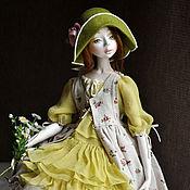 Куклы и игрушки ручной работы. Ярмарка Мастеров - ручная работа Коллекционная кукла Николь. Handmade.