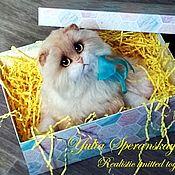 Куклы и игрушки handmade. Livemaster - original item The nyuska. Handmade.