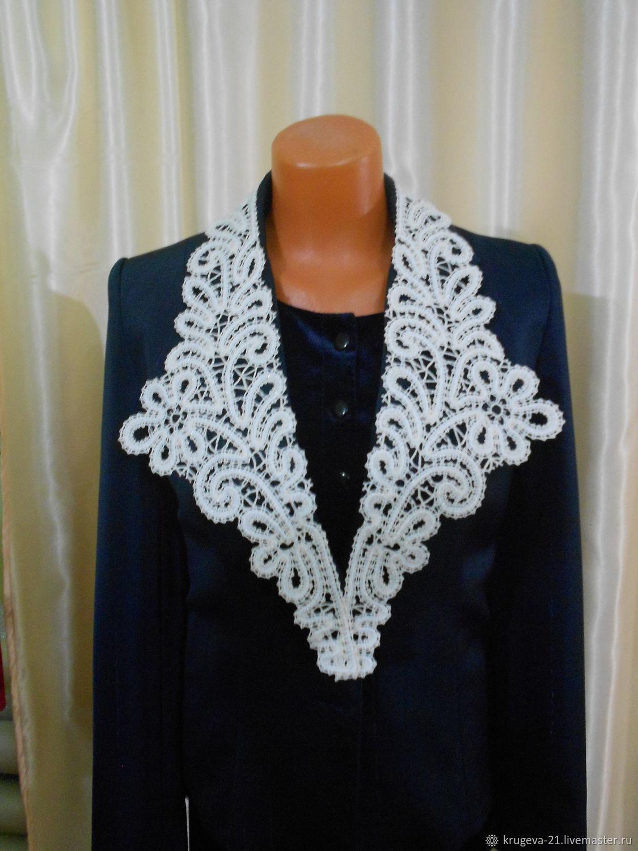 Collar lace No. №1, Collars, Samara,  Фото №1