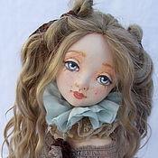 """Куклы и игрушки ручной работы. Ярмарка Мастеров - ручная работа кукла""""Флавия"""". Handmade."""