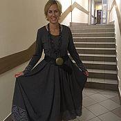 Одежда ручной работы. Ярмарка Мастеров - ручная работа платье в стиле Бохо. Handmade.