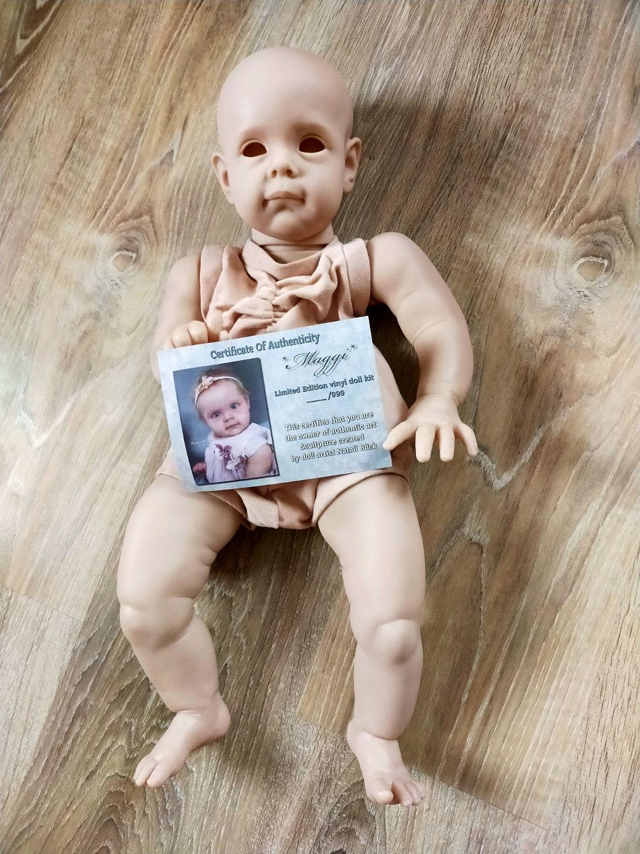 Молд Мегги, Заготовки для кукол и игрушек, Новороссийск,  Фото №1