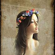 Украшения handmade. Livemaster - original item Wreath