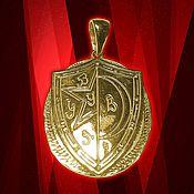 Фен-шуй и эзотерика handmade. Livemaster - original item Shield of Glory or Shield of the Owner. Handmade.
