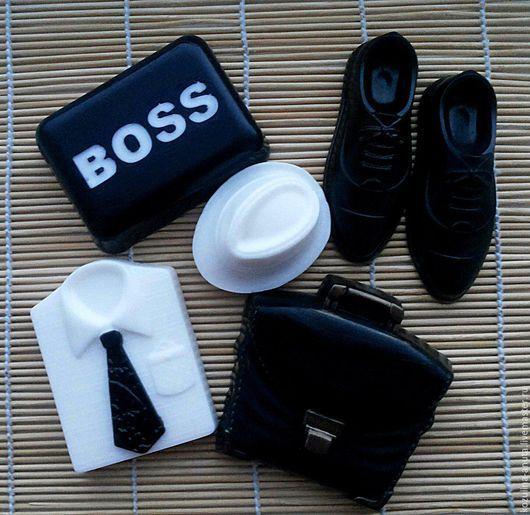 Мыло ручной работы. Ярмарка Мастеров - ручная работа. Купить Мыло для джентельмена. Handmade. Комбинированный, рубаха, мужской подарок