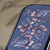 Для дома и интерьера handmade. Livemaster - original item IceFlo Pocket Mirror. Handmade.