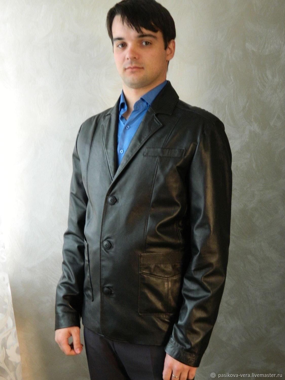 Пиджак мужской на пуговицах арт.960, Пиджаки мужские, Арзамас,  Фото №1