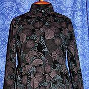 Одежда handmade. Livemaster - original item Dress of cotton microlite