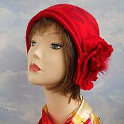 "Hats1 handmade. Livemaster - original item wool hat ""Jane"". Handmade."