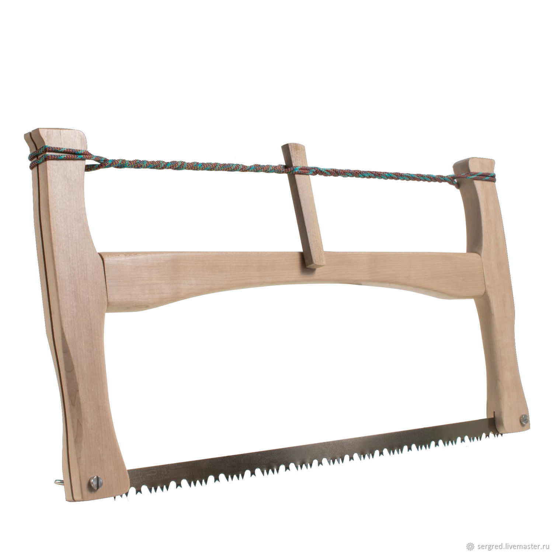 Походная пила складная 530 мм клён с чехлом, Инструменты, Санкт-Петербург,  Фото №1