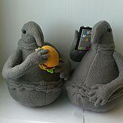 Куклы и игрушки ручной работы. Ярмарка Мастеров - ручная работа Ждун с аксессуарами. Handmade.