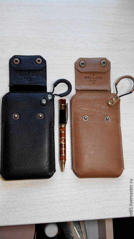 For Phones handmade. Livemaster - handmade. Buy Leather cases for cell phones.Case for iphone