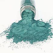 Материалы для творчества handmade. Livemaster - original item Pearl pigment. Color green. Volume 10 gr. Handmade.