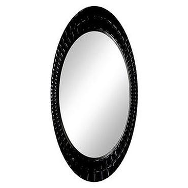 Для дома и интерьера ручной работы. Ярмарка Мастеров - ручная работа Черное зеркало. Handmade.