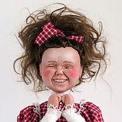 Куклы и игрушки ручной работы. Ярмарка Мастеров - ручная работа Авторская кукла. Сюрприз. Handmade.