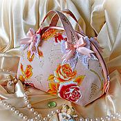 Сумки и аксессуары handmade. Livemaster - original item Handbag beautician