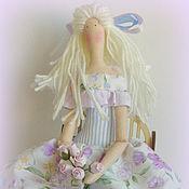 """Куклы и игрушки ручной работы. Ярмарка Мастеров - ручная работа Кукла тильда. Ангел """"Инна"""". Handmade."""