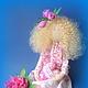 Куклы тыквоголовки ручной работы. Кудряшка Сью. Светлана Савчук. Ярмарка Мастеров. Кукла для девочки, волосы искусственные