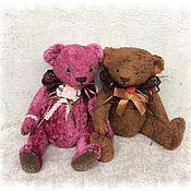 Куклы и игрушки ручной работы. Ярмарка Мастеров - ручная работа Мишки Тедди. Handmade.
