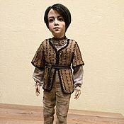 Куклы и игрушки ручной работы. Ярмарка Мастеров - ручная работа Арья Старк - портретная кукла. Handmade.