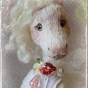 Куклы и игрушки ручной работы. Ярмарка Мастеров - ручная работа Бланш. Handmade.