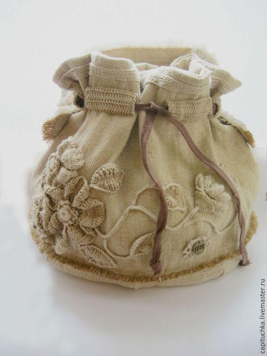 Женские сумки ручной работы. Ярмарка Мастеров - ручная работа. Купить Сумка ручной работы. Handmade. Бежевый, сумка женская
