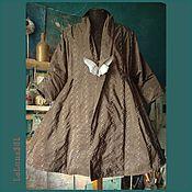 """Одежда ручной работы. Ярмарка Мастеров - ручная работа Плащ """"Mushi"""". Handmade."""