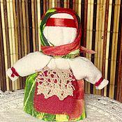 """Для дома и интерьера ручной работы. Ярмарка Мастеров - ручная работа Кукла-оберег """"На счастье"""". Handmade."""