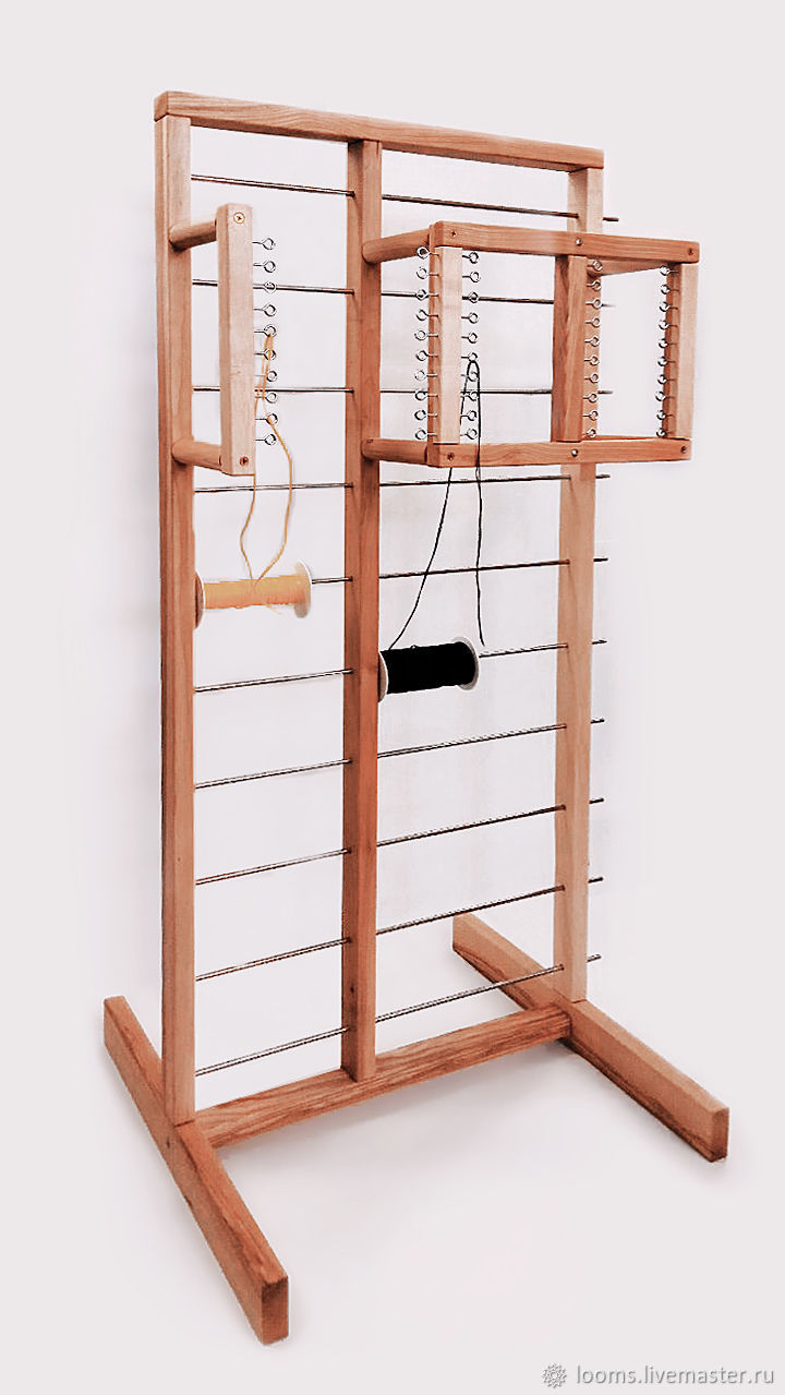 Spool rack, Loom, Voronezh,  Фото №1