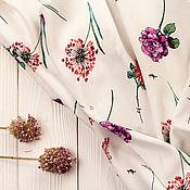 Материалы для творчества handmade. Livemaster - original item Viscose dress art. 40.0005. Handmade.