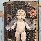 """Куклы и игрушки ручной работы. Ярмарка Мастеров - ручная работа """"Купидон"""" авторская кукла. Handmade."""