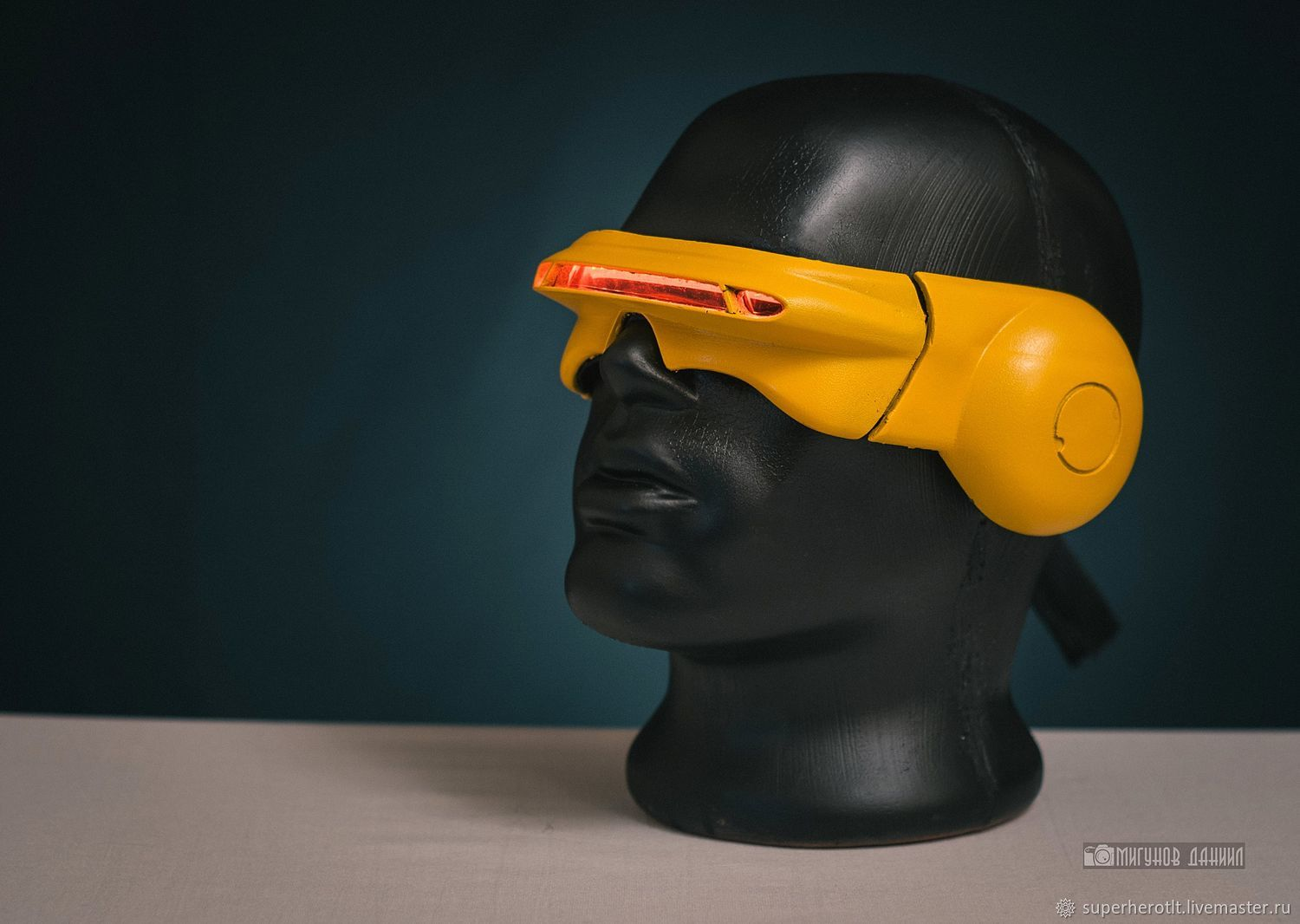 The Visor Of The Cyclops X Men Shop Online On Livemaster