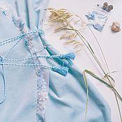 Одежда ручной работы. Ярмарка Мастеров - ручная работа Луг для загадочной Я.. Handmade.