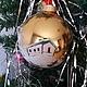 Новый год 2017 ручной работы. Соборная площадь Кремля. Анна. Ярмарка Мастеров. Новогодний подарок, церковь, лак